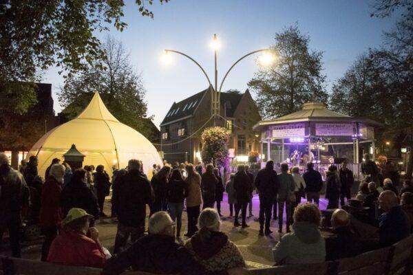 Opening Woeste avond (website)